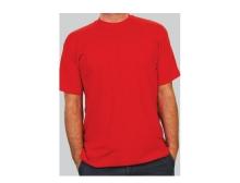 Ankara 1.Kalite %100 Pamuk Dikişli Bisiklet Yaka Penye T-shirt Tişört