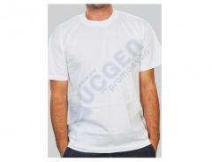 Ankara 2.Kalite %100 Pamuk Bisiklet Yaka Penye T-shirt Tişört