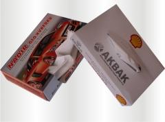 Ankara Kutu Mendil Akaryakıt İstasyonları İçin