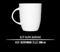 Ankara Porselen Elit Kupa Bardak ELT01MUG (Seramik Değildir)