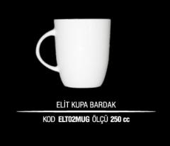Ankara Porselen Elit Kupa Bardak ELT02MUG (Seramik Değildir)
