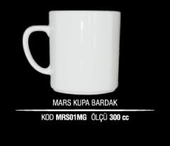 Ankara Porselen Mars Kupa Bardak MRS01MG (Seramik Değildir)