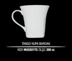 Ankara Porselen Tango Kupa Bardak MUGS01TG (Seramik Değildir)